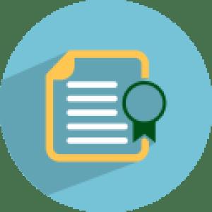 Documentos de respaldo