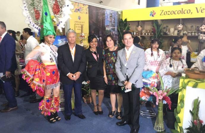 Asiste Misantla a la IV Feria de Pueblos Mágicos