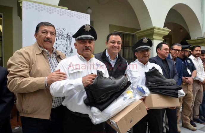 Xalapa, comprometida con el refuerzo de la seguridad pública: Américo Zúñiga