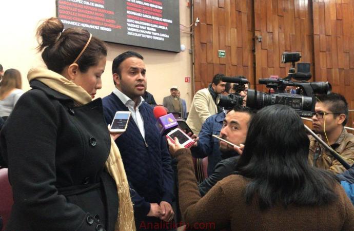 Casi todos los municipios del estado, con problemas de laudos laborales, alerta Carlos Morales