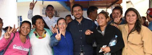 Diputados del PAN denuncian a funcionarios estatales