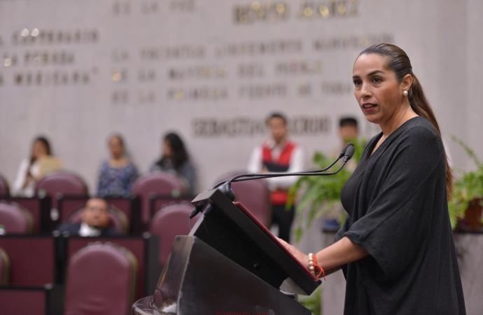 Propone Cinthya Lobato un Reglamento Tipo para los Consejos de Desarrollo Municipal