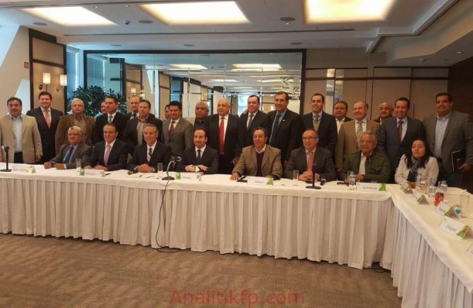 Reunión Nacional de Agropecuarios