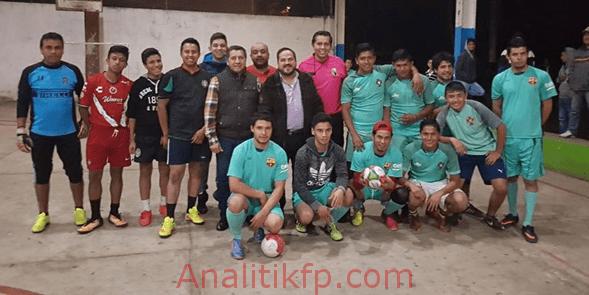 Apoya diputado Ernesto Cuevas a deportistas de Tepetlán y Naolinco