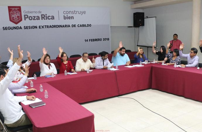 SE INTEGRA EL COPLADEMUN EN POZA RICA