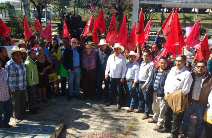 Organizaciones Campesinas avalan la labor del delegado de la Sagarpa, Octavio Legarreta