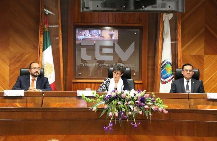 TEPJF hace un llamado a autoridades electorales administrativas y jurisdiccionales a trabajar juntos para dar certeza a los resultados electorales del 1 de julio
