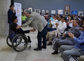 Establecerá el Ayuntamiento políticas públicas para quienes viven con alguna discapacidad