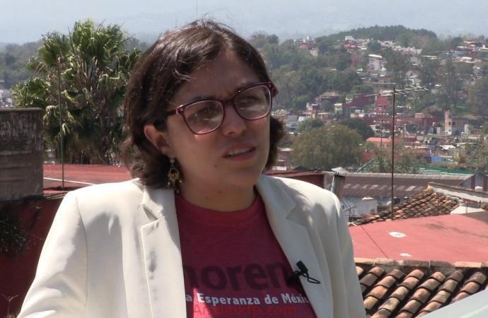 Ciudadanos deben participar en toma de decisiones: Guadalupe Osorno