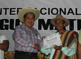Destaca Manuel Francisco riqueza cultural de Veracruz por sus lenguas indígenas