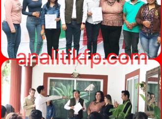 Actitud Joven entrega nombramientos en Comité Distrital de Alto Lucero