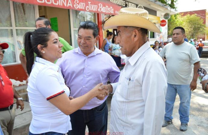 Linda Rubí propone plan de rescate para cafeticultura