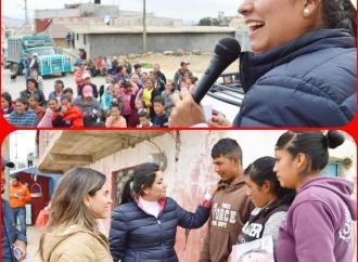 Oportunidades reales para jóvenes, mi objetivo: Linda Rubí