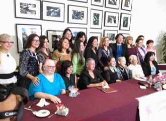 July Sheridan la candidata a gobernadora Única mujer contendiente en la justa electoral