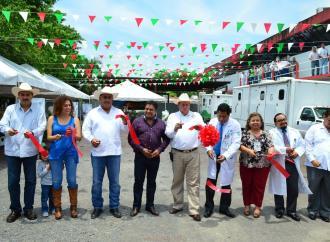 Feria de la Salud-IMSS en La Gloria del 8 al 12 de agosto