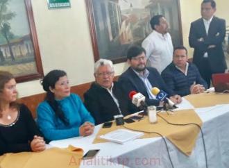 Conferencia de Prensa de Joaquin Guzmán (a) El Chapito