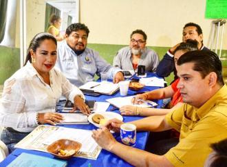 Alistan en Cardel conmemoración de los 500 años de la fundación de Veracruz