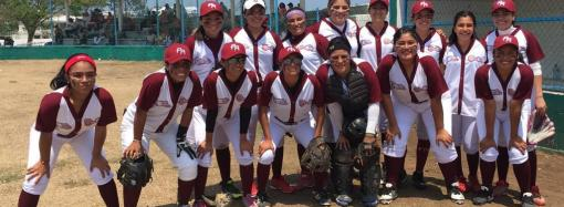 Intenso arranque del softbol de Olimpiada Estatal 2019