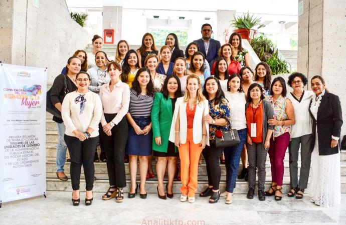 Analizan el contenido de la normatividad vigente, en materia de género, en Veracruz