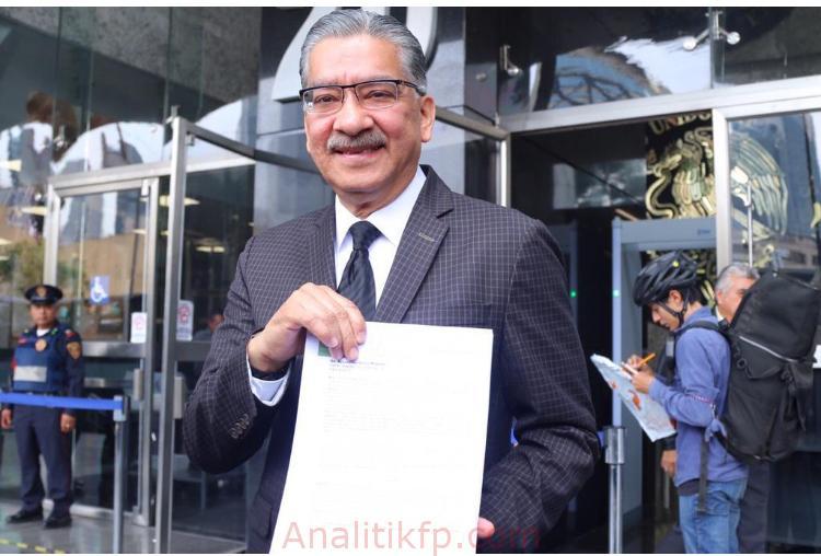 Denuncian ante FGR indebido manejo de 38 mil mdp durante el gobierno de Yunes