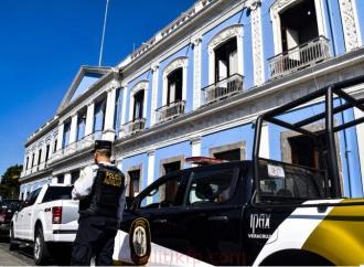 IPAX se suma para fortalecer la seguridad en Coatepec , Teocelo, Xico, Ixhuacán, Cosautlán y Ayahualulco
