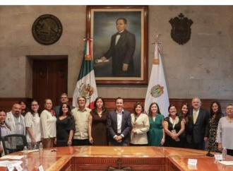 Gobernador Cuitláhuac García activa el Sistema para la Igualdad entre Mujeres y Hombres en Veracruz