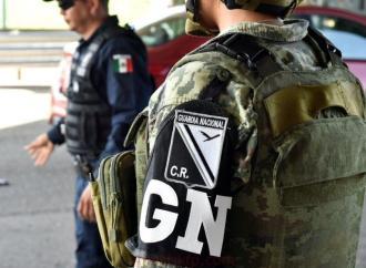Llega la Guardia Nacional a Coatepec