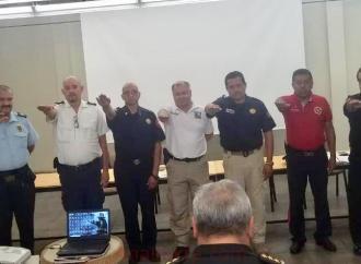 Se unen y crean Comité Estatal Representativo de Bomberos en Veracruz