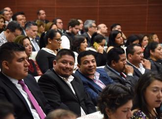 Veracruz ha sido determinante en la transformación jurídica y social de México: Gómez Cazarín