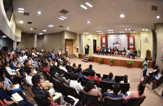 """Inauguran Diputados de Morena, """"XV Parlamento de la Juventud"""""""