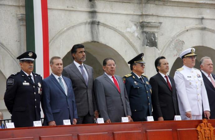 Recordar a los Niños Héroes, significar venerar nuestra Patria: Pozos Castro