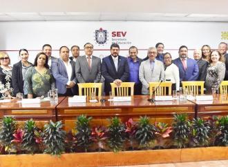 Innova plataforma RVOE proceso de incorporación de escuelas particulares: SEV