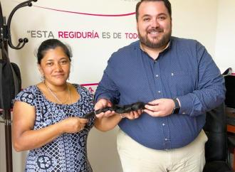 Regiduría Octava de Coatepec realiza el TRENZATÓN 2019 en apoyo a mujeres con cáncer