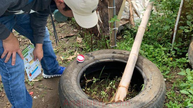 Ayuntamiento de Coatepec en coordinación con Gobierno del Estado refuerza estrategia para erradicar el Dengue