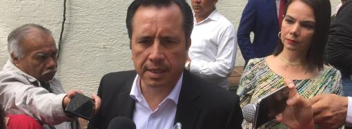 Sedesol en Veracruz Notificada e non uso de programas: Cuitláhuac García