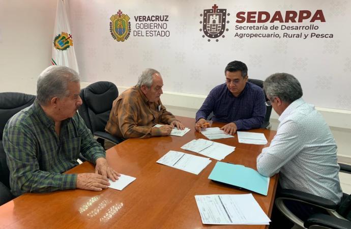 Entrega PROAGRO 69.3 mdp para Seguro Agrícola Catastrófico de Veracruz