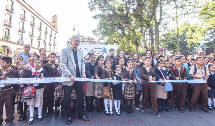 Refrenda Ayuntamiento compromiso con los derechos de las niñas y niños
