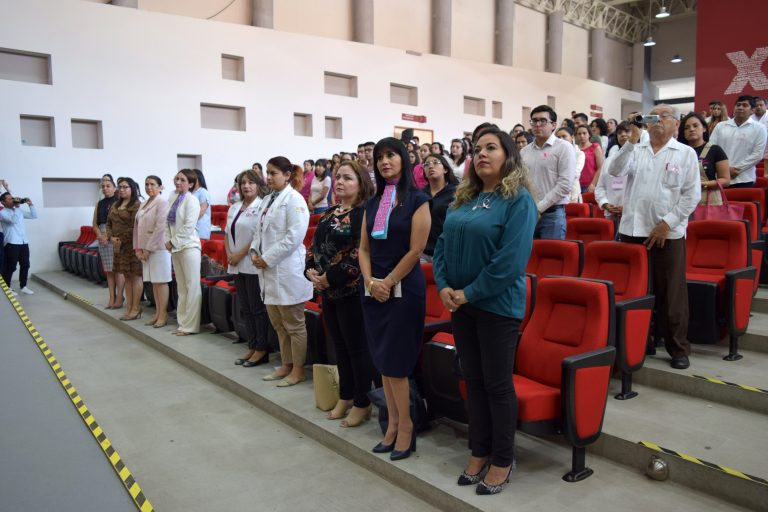 Fomenta DIF Municipal prevención del cáncer de mama