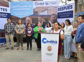 Entrega Ayuntamiento de Córdoba techos firmes y cuartos dormitorios