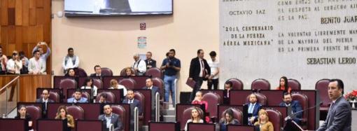 Hemos superado anteriores administraciones con trabajo, honestidad, buenas finanzas y seguridad: Cuitláhuac García