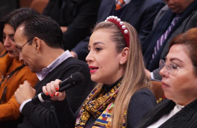 Acceso a la información fortalece la gobernanza: Nora Lagunes