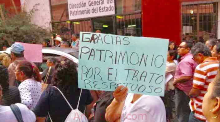 Colonos de Coatepec agradecen intervención del titular de Patrimonio del Estado en la dotación de predios