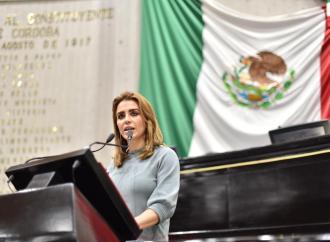 En 30 años podrían desaparecer playas y glaciares de Veracruz, advierte Andrea Yunes