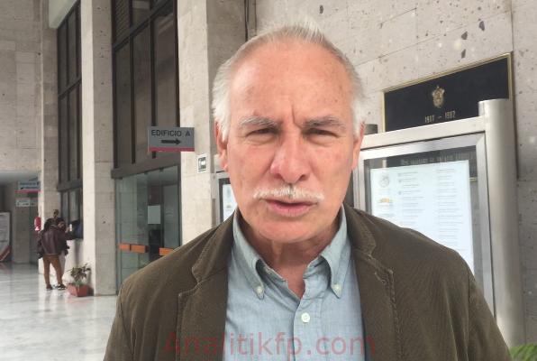 Los tiempos municipalistas exigen aplicación de diputados: Jorge Vera