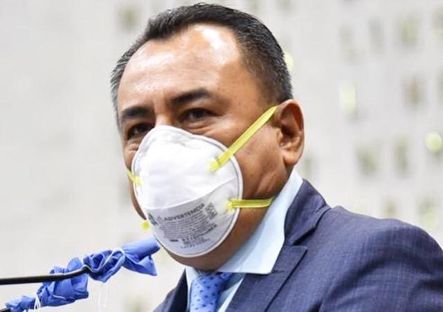 Propone PRI-PVEM sanciones para quien agreda a personal que atiende la pandemia