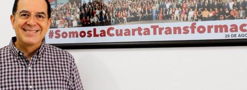 Oficialmente, mi amigo Ricardo AhuedBardahuil, se reincorpora a sus funciones legislativas como Senador de la República: Ernesto Pérez Astorga