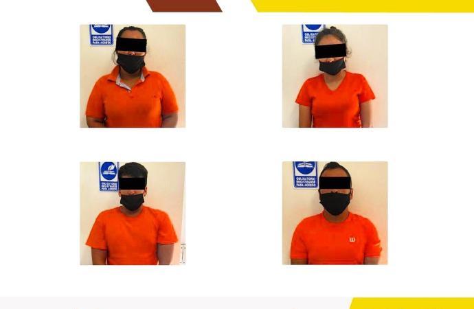 Sentencian a cuatro personas por robo agravado