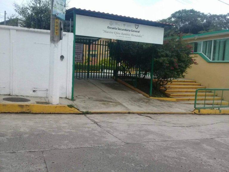Cuotas voluntarias en Coatepec