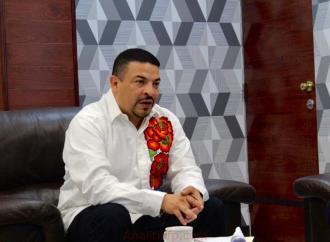 Programas de la Cuarta Transformación llegan a la mayoría de hogares veracruzanos: Gómez Cazarín