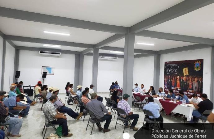 Justicia social en Juchique de Ferrer: Lizbeth Portilla
